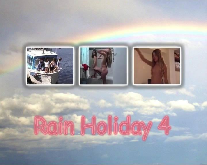 Rain Holiday 4 - Poster