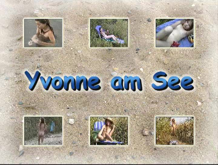 Naturist Videos Yvonne am See - Poster