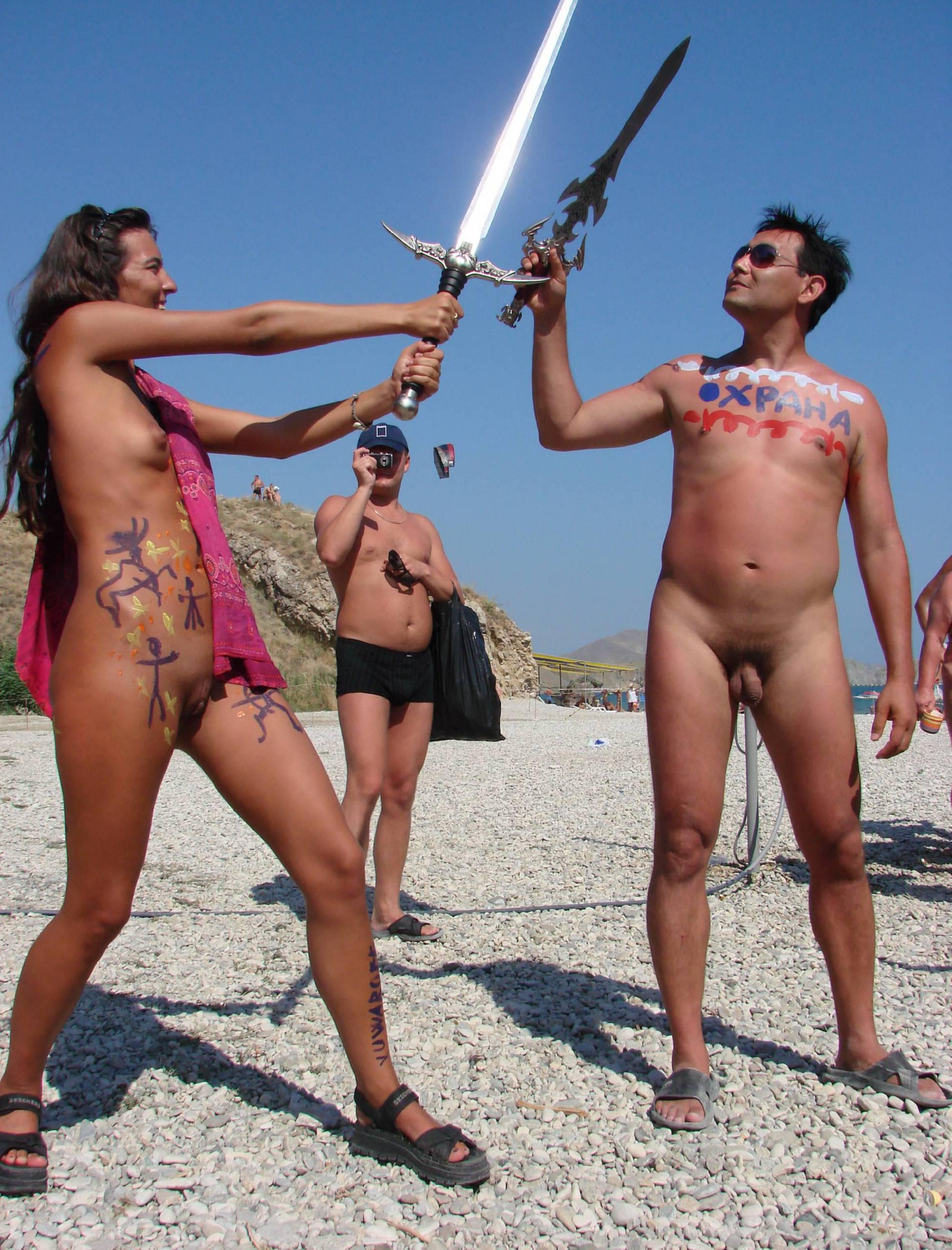 Neptune Day Sword Fights - 2