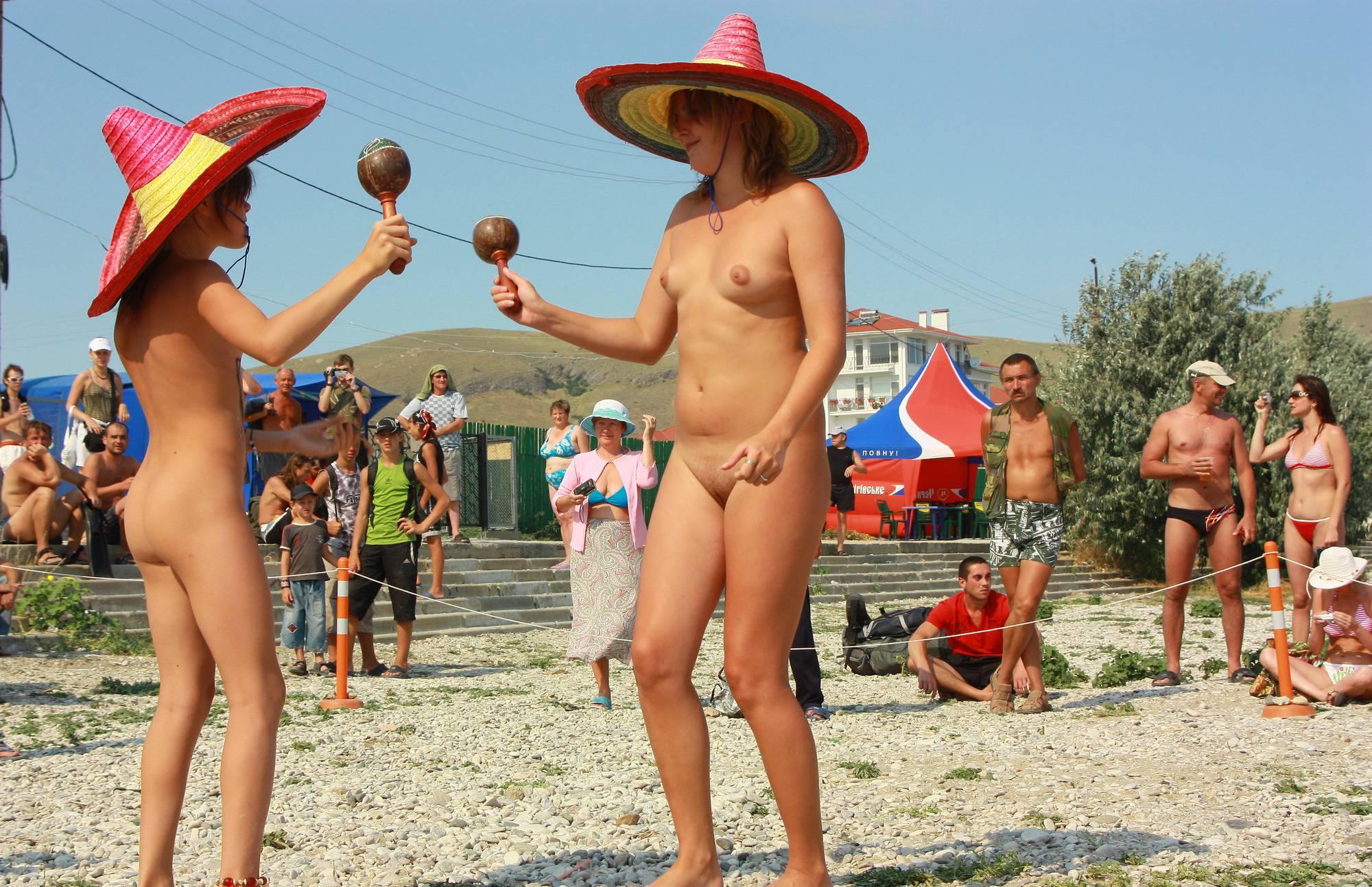 Nudist Pics Neptune Mexican Dance - 1
