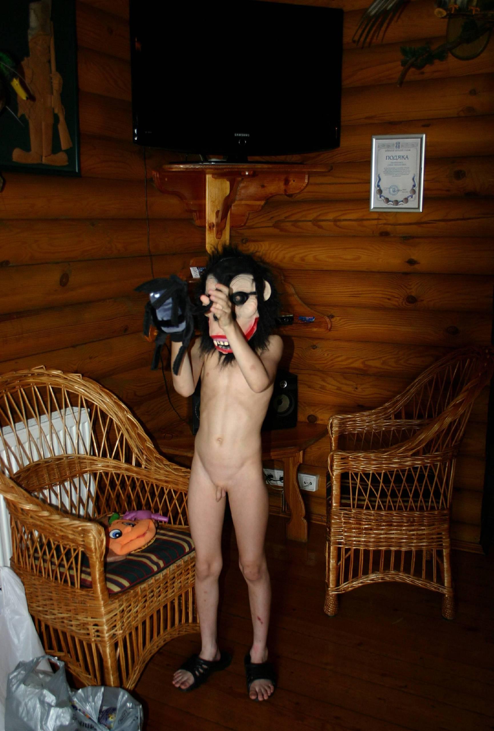 Nudist Pics Nude Girl Birthday Party - 1