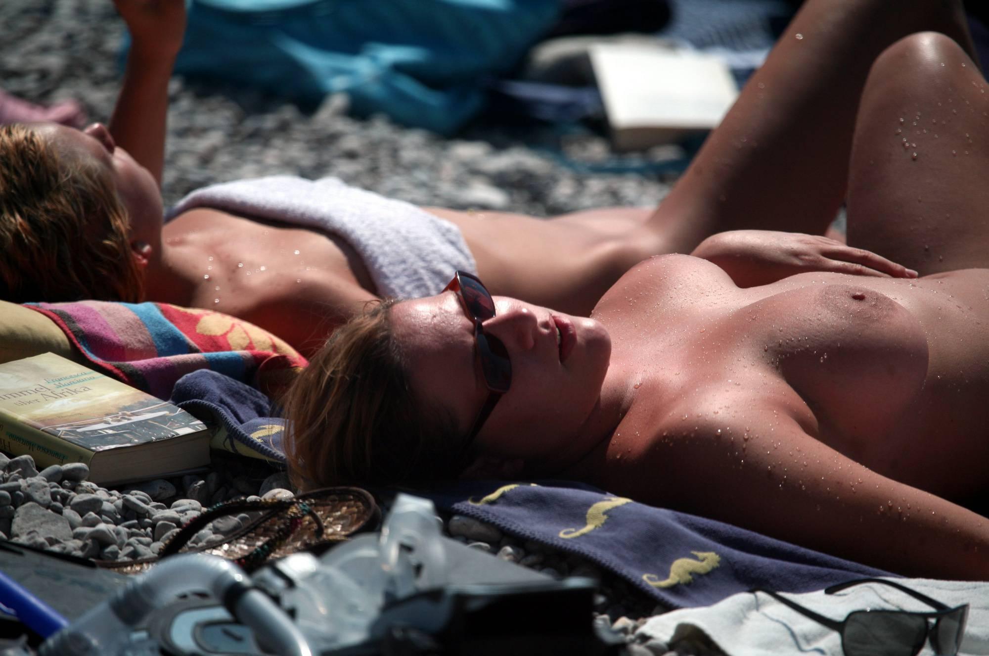 Nudist Pictures Nudist Beach Photo Tour - 1