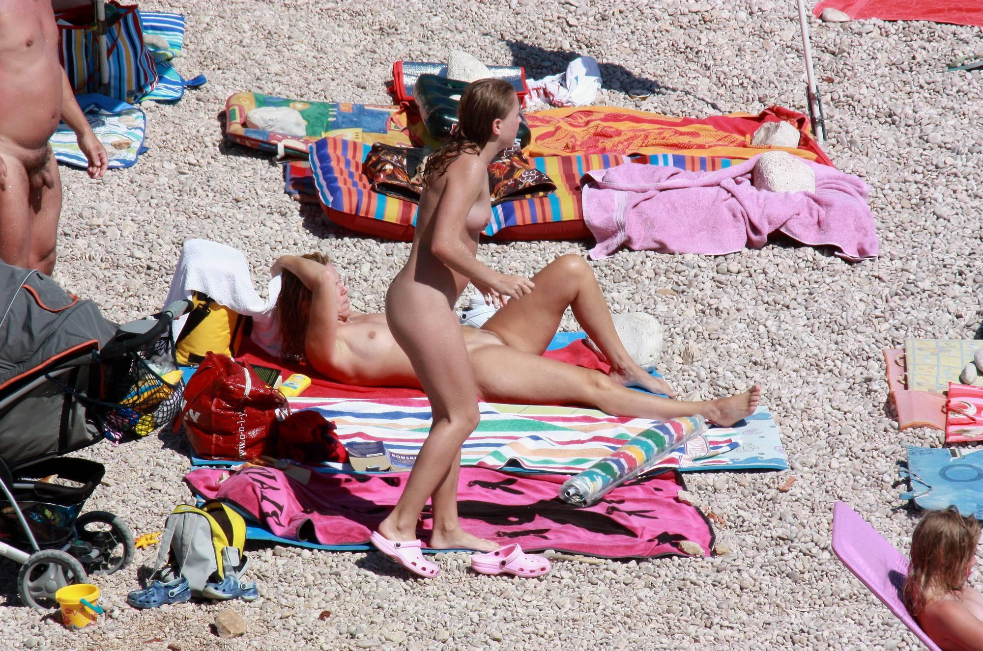 Nudist Photos Nudist Family With Crocs - 2