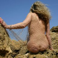 Mother Nude Mountain Net