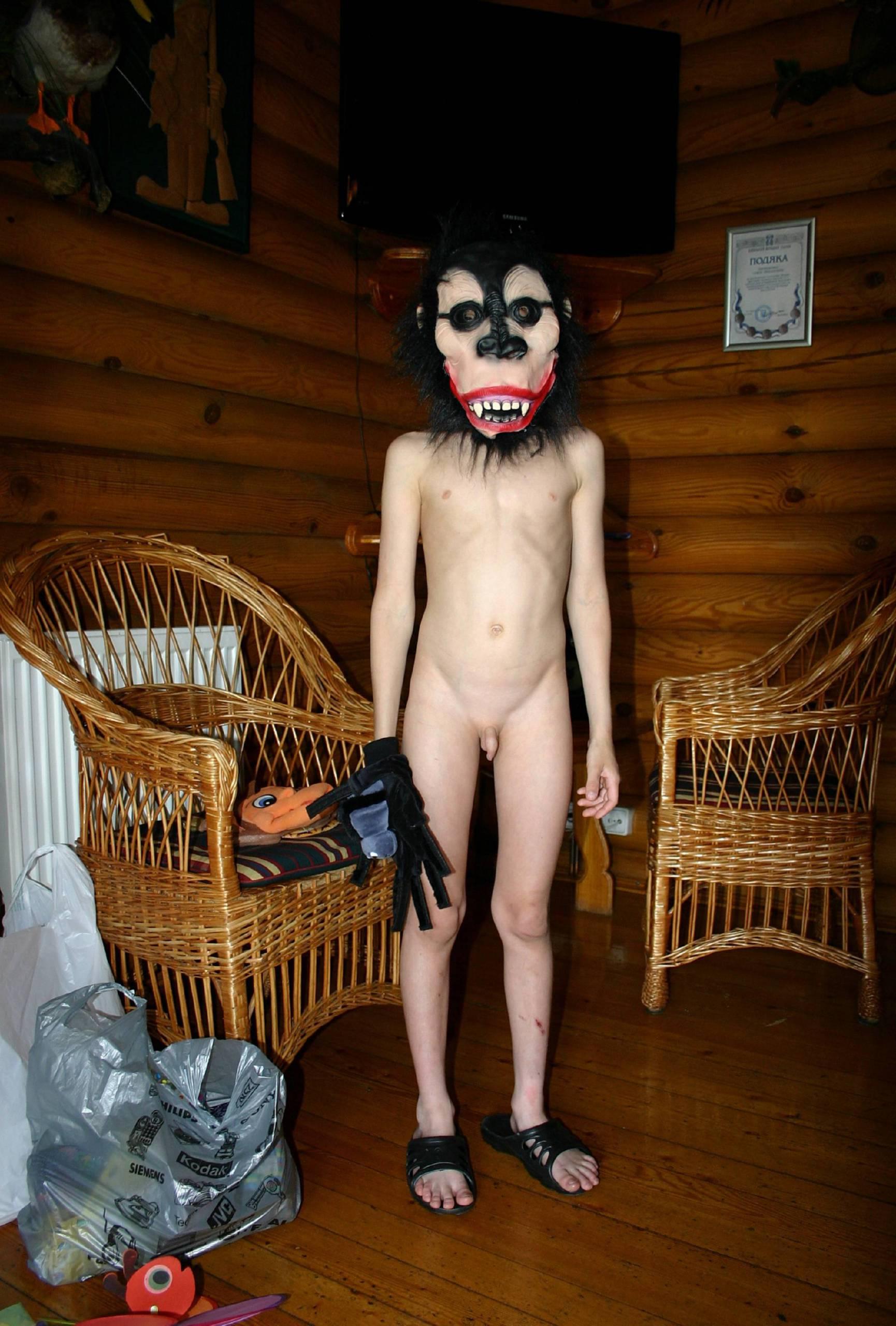 Nudist Pics Nude Girl Birthday Party - 2