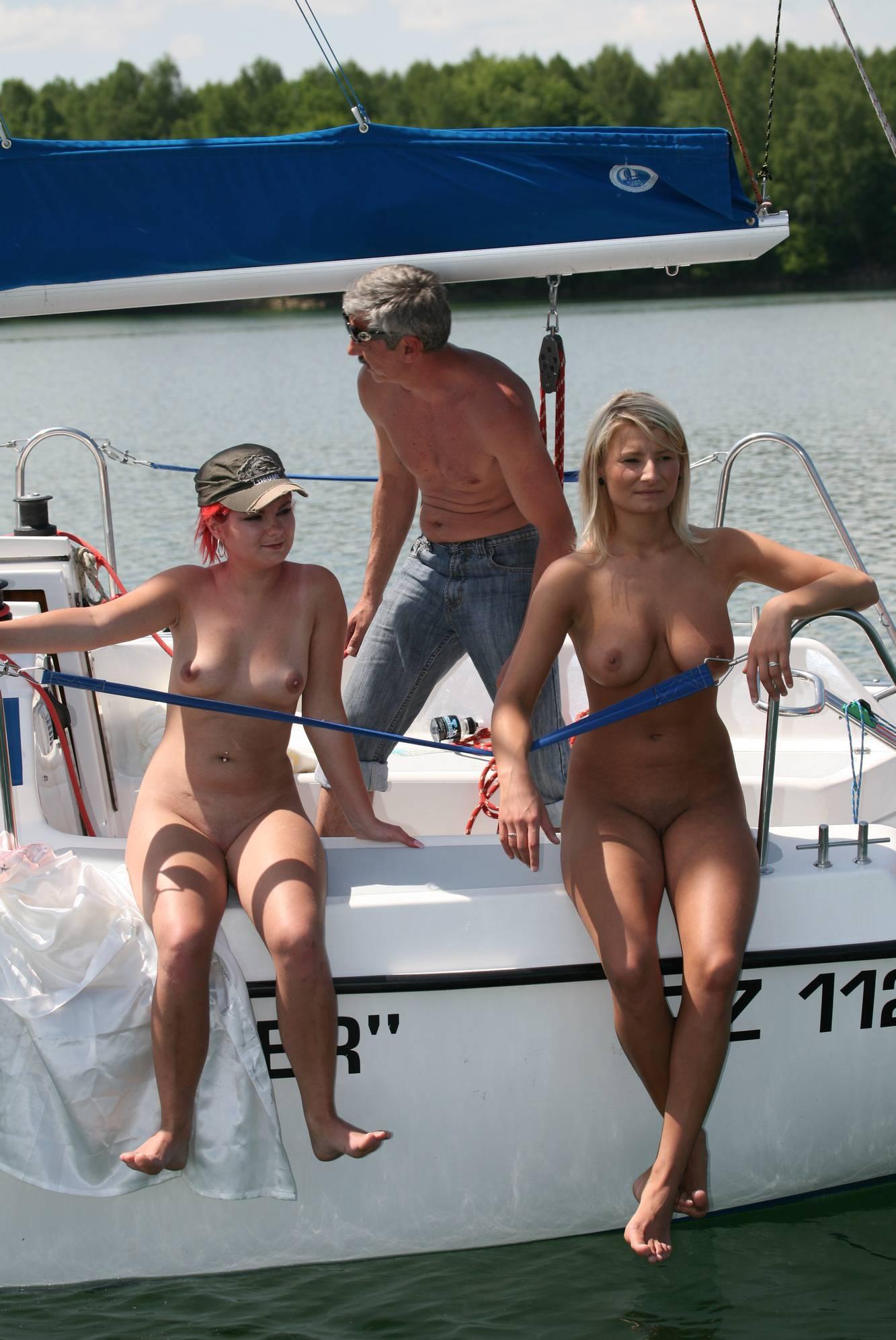 Nudist Pics Seaworthy Piwot Yacht - 2
