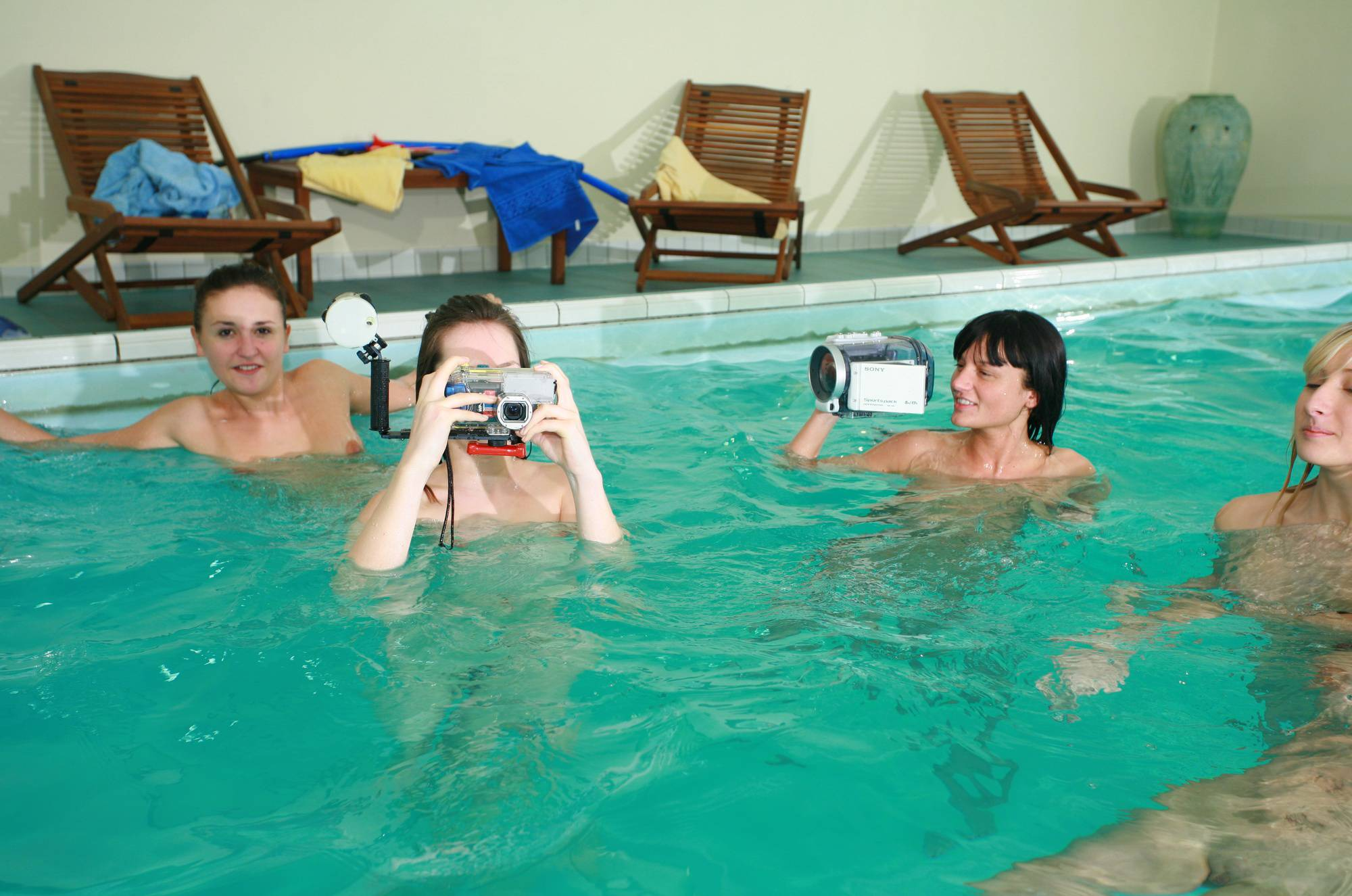 Soft Spa Pool Activities - 1