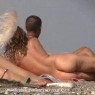 Jackass Nude Beach Voyeur 4