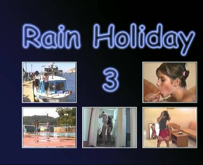 Rain Holiday 3 - Poster