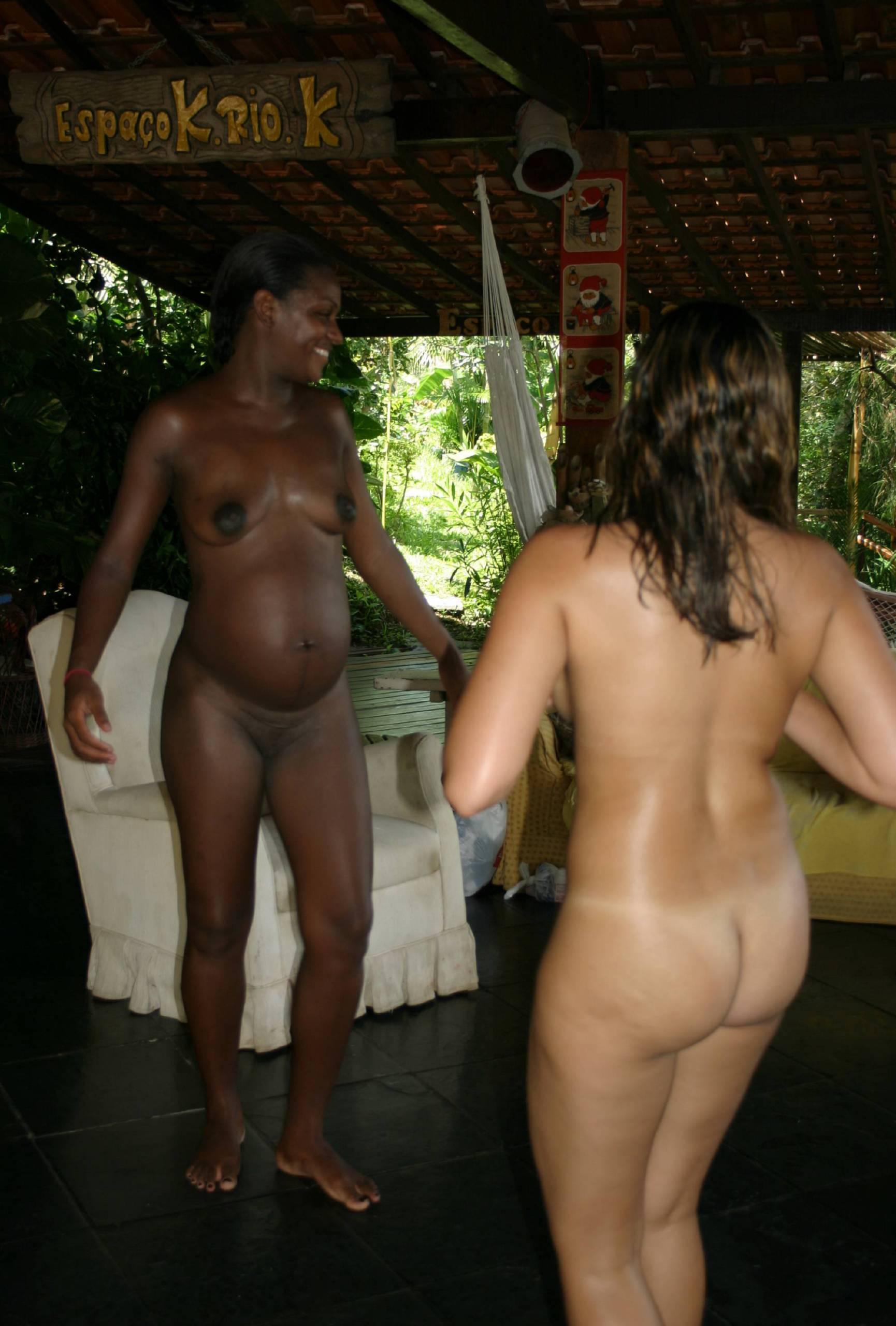 Brazilian Dance and Profiles - 1