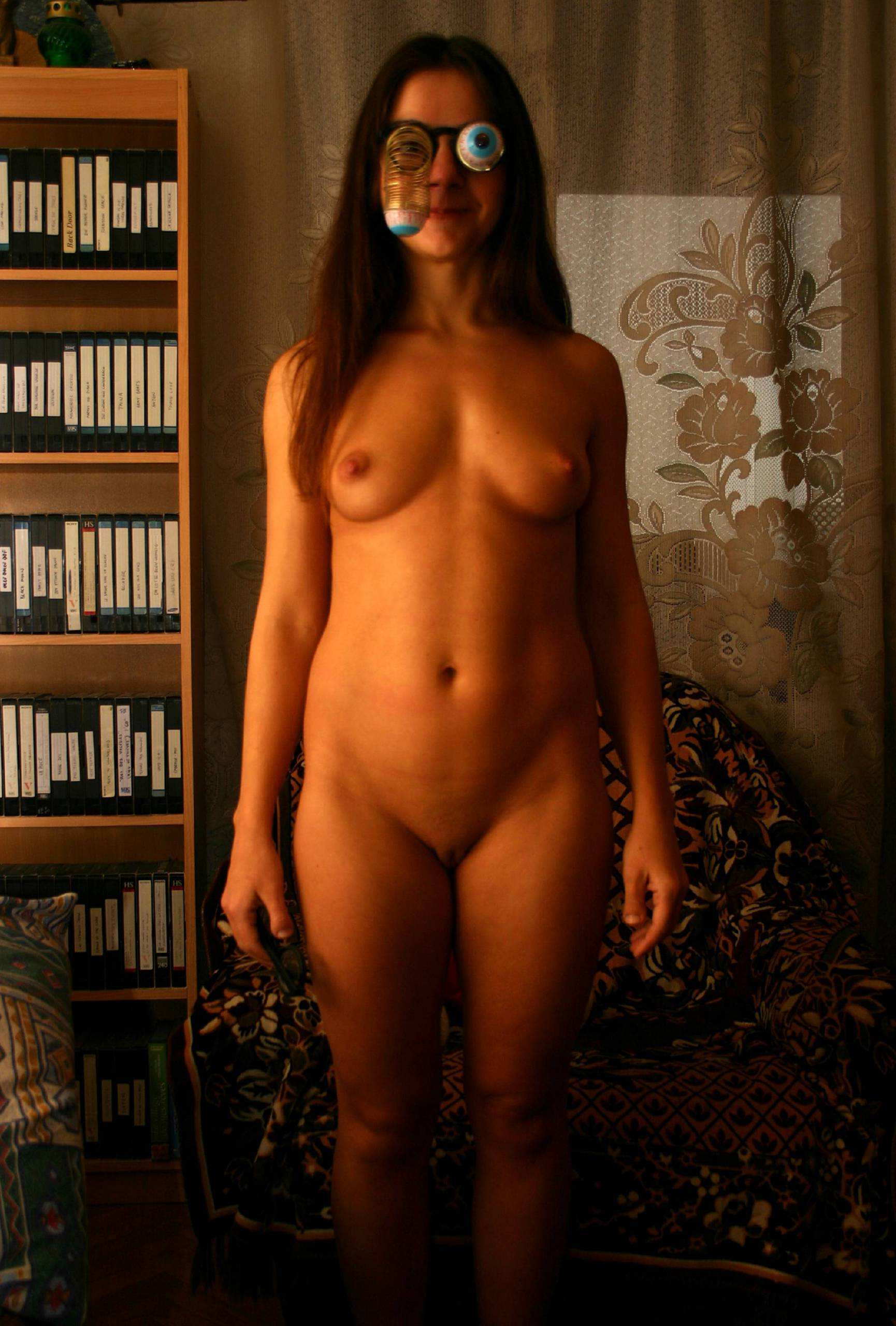 Nudist Photos The Artist Becomes Me - 2