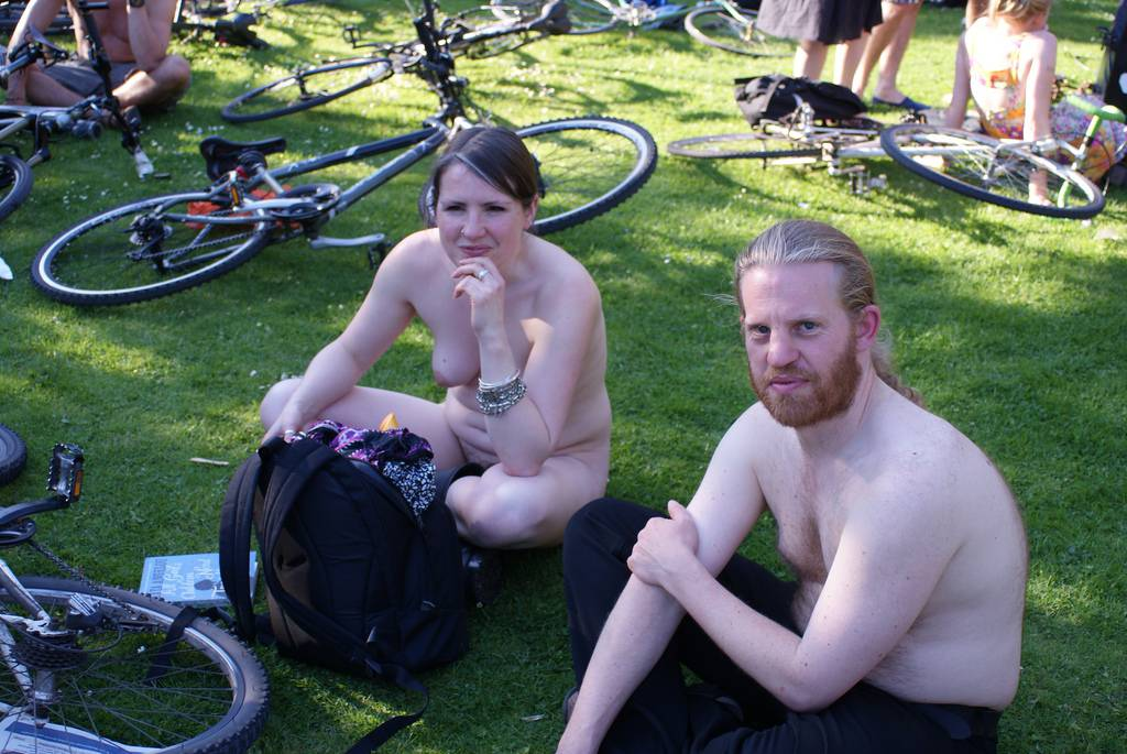 Nudist Pics World Naked Bike Ride (WNBR) 2011 - 2
