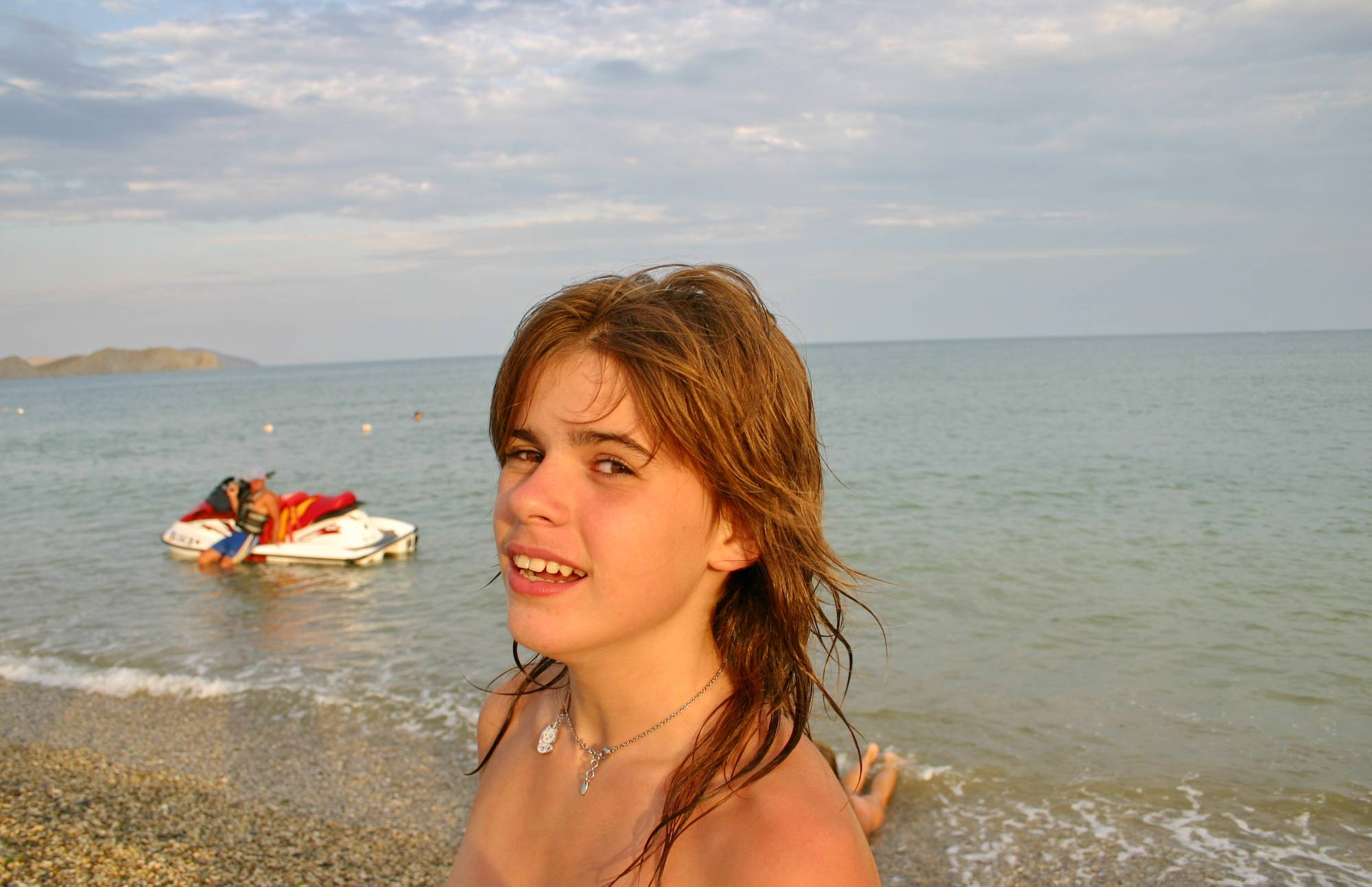 Nudist Pictures Beach and Boating Profiles - 1