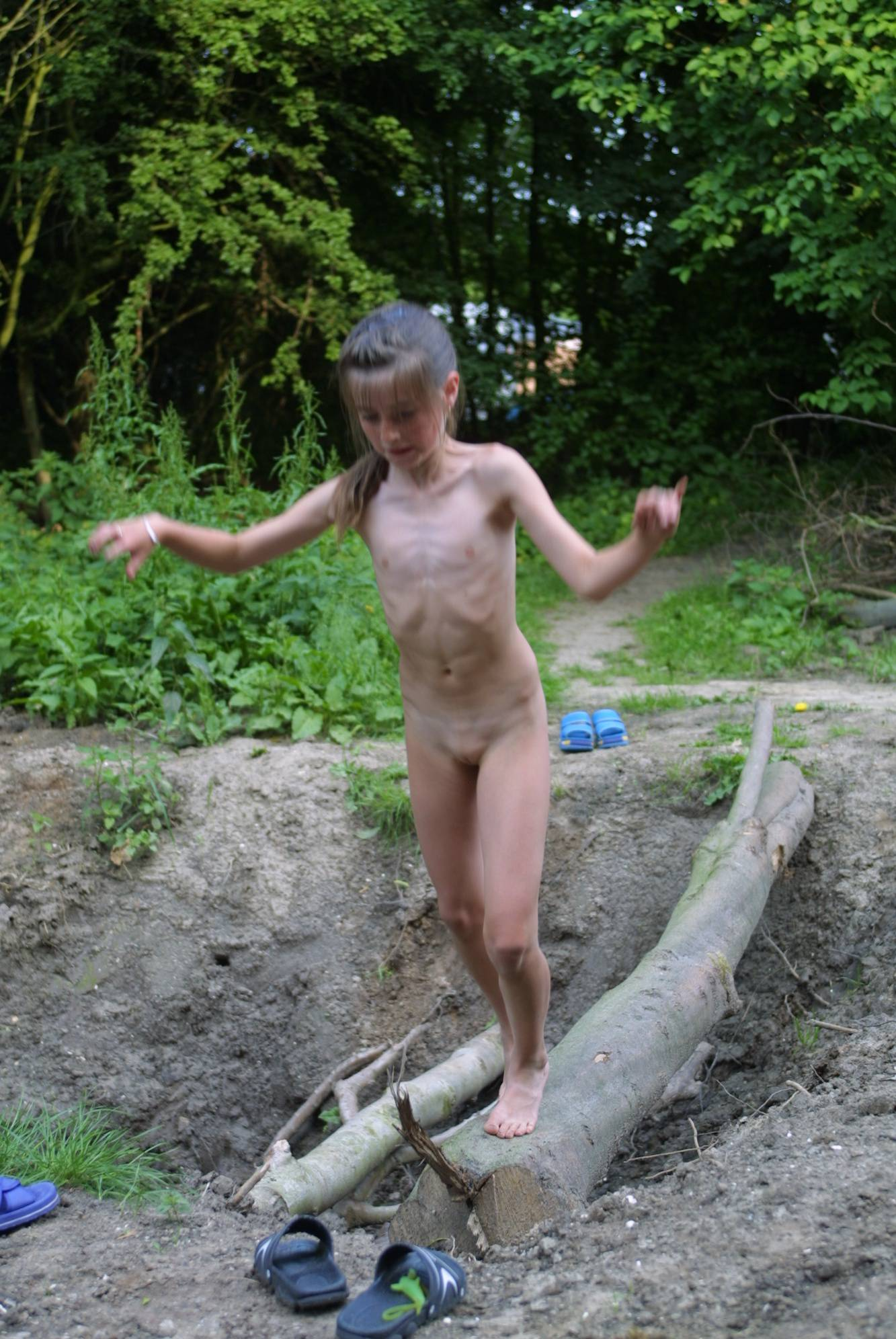 Nudist Gallery Holland's Nature Crossing - 2