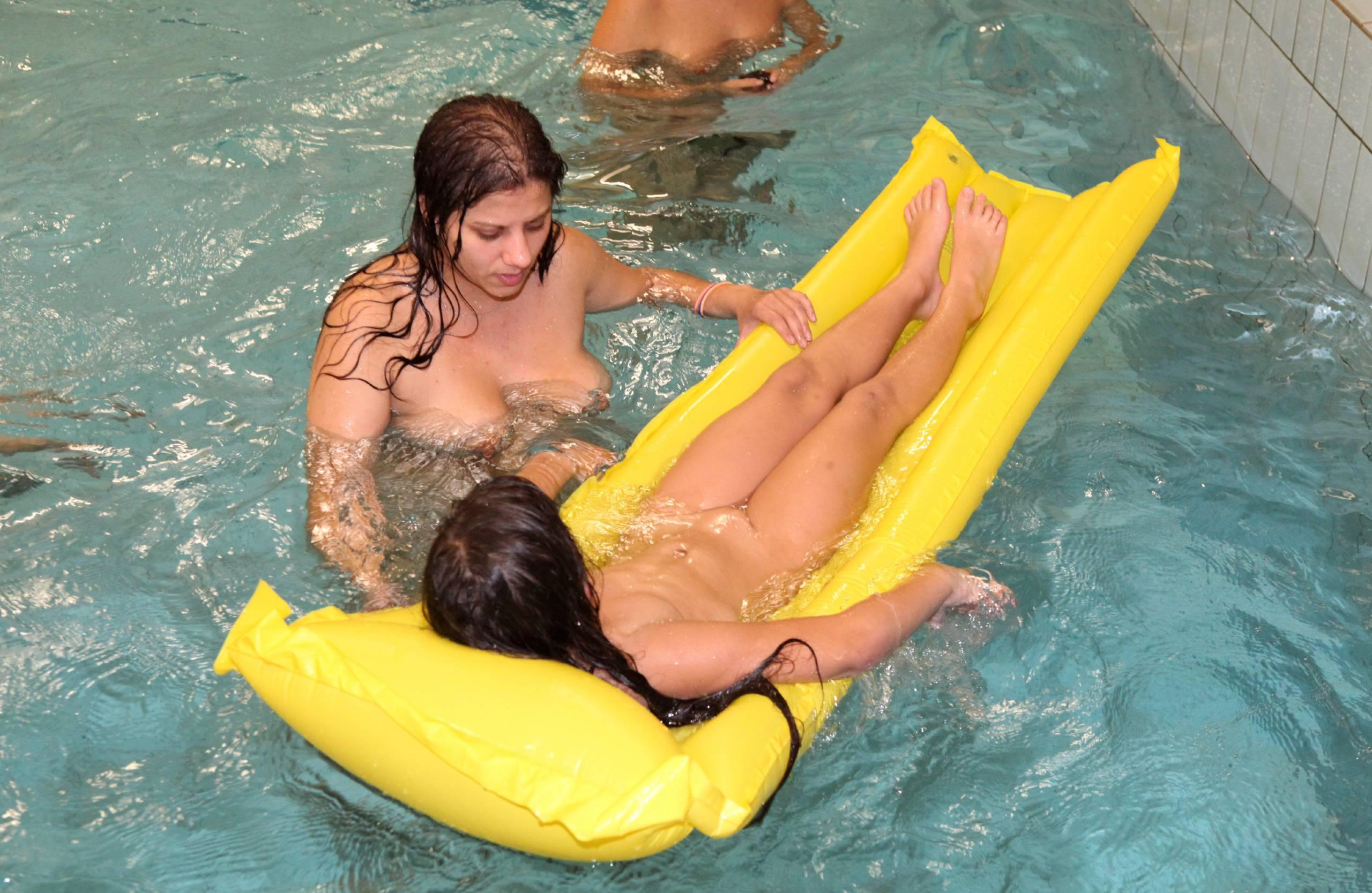 Nudist Gallery Indoor Swimming Pool - 2