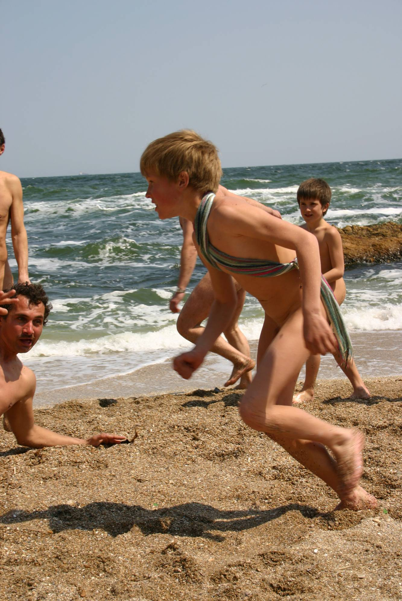 Nudist Families of the Sea - 2