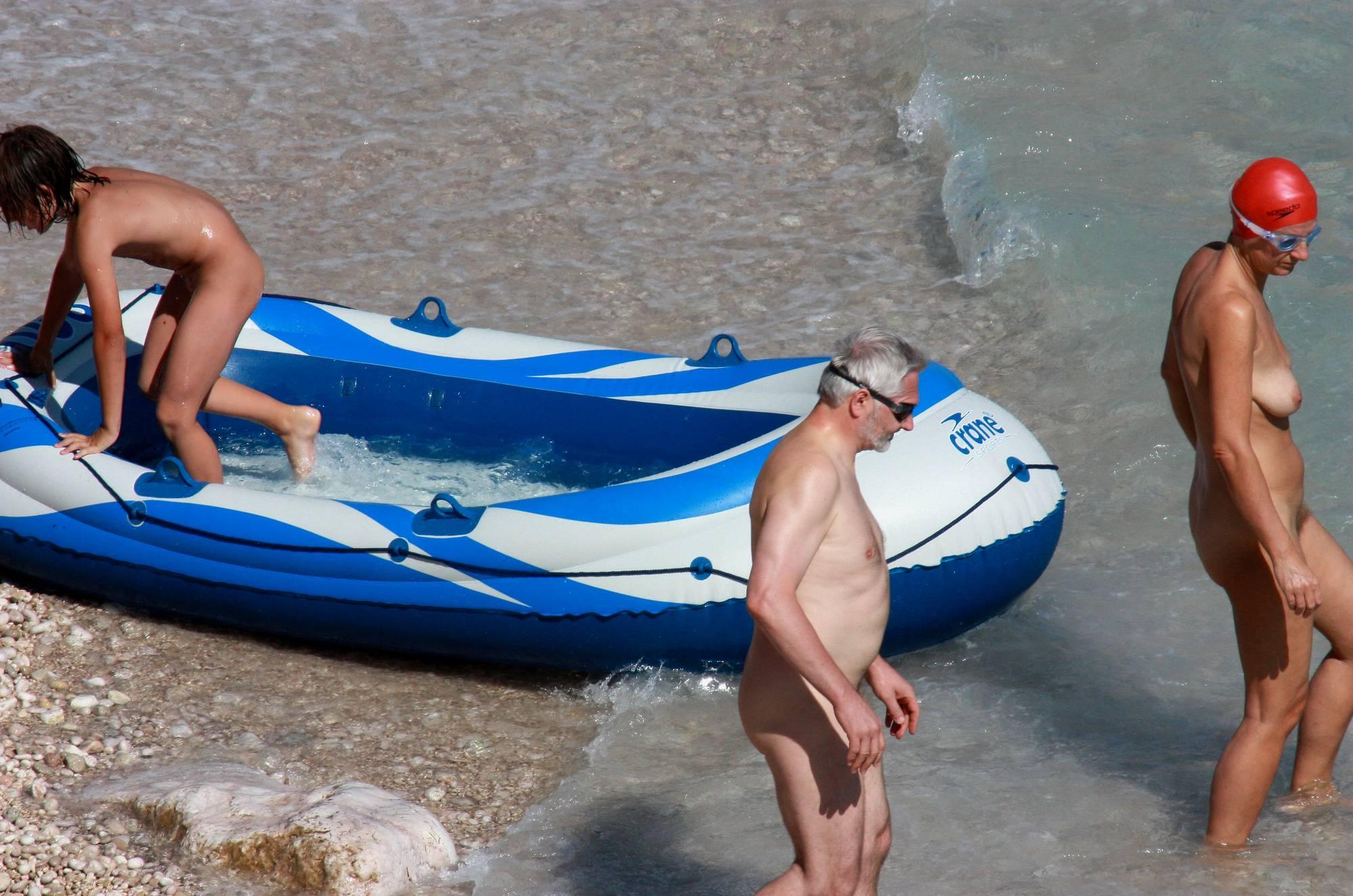 Nudist Gallery Naturist Blue Boat Waters - 2