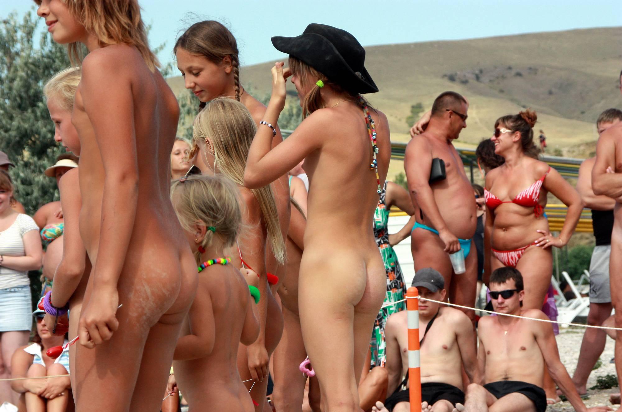 Naturist Pageant Outskirts - 1