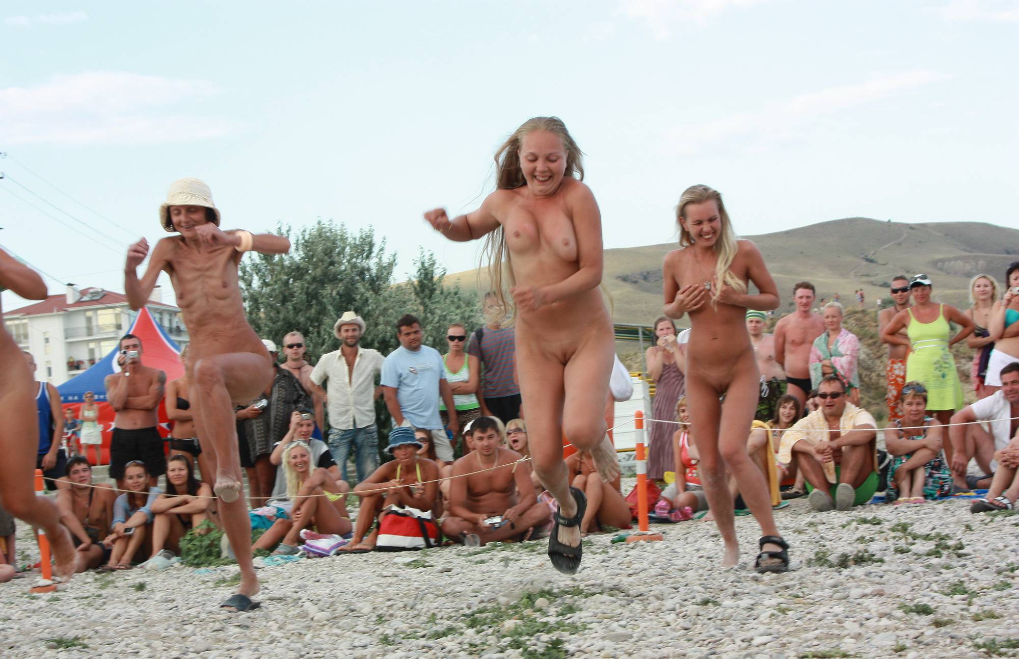 Nudist Pictures Neptune Race and Dance - 1