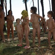 Summer Sun Nudists