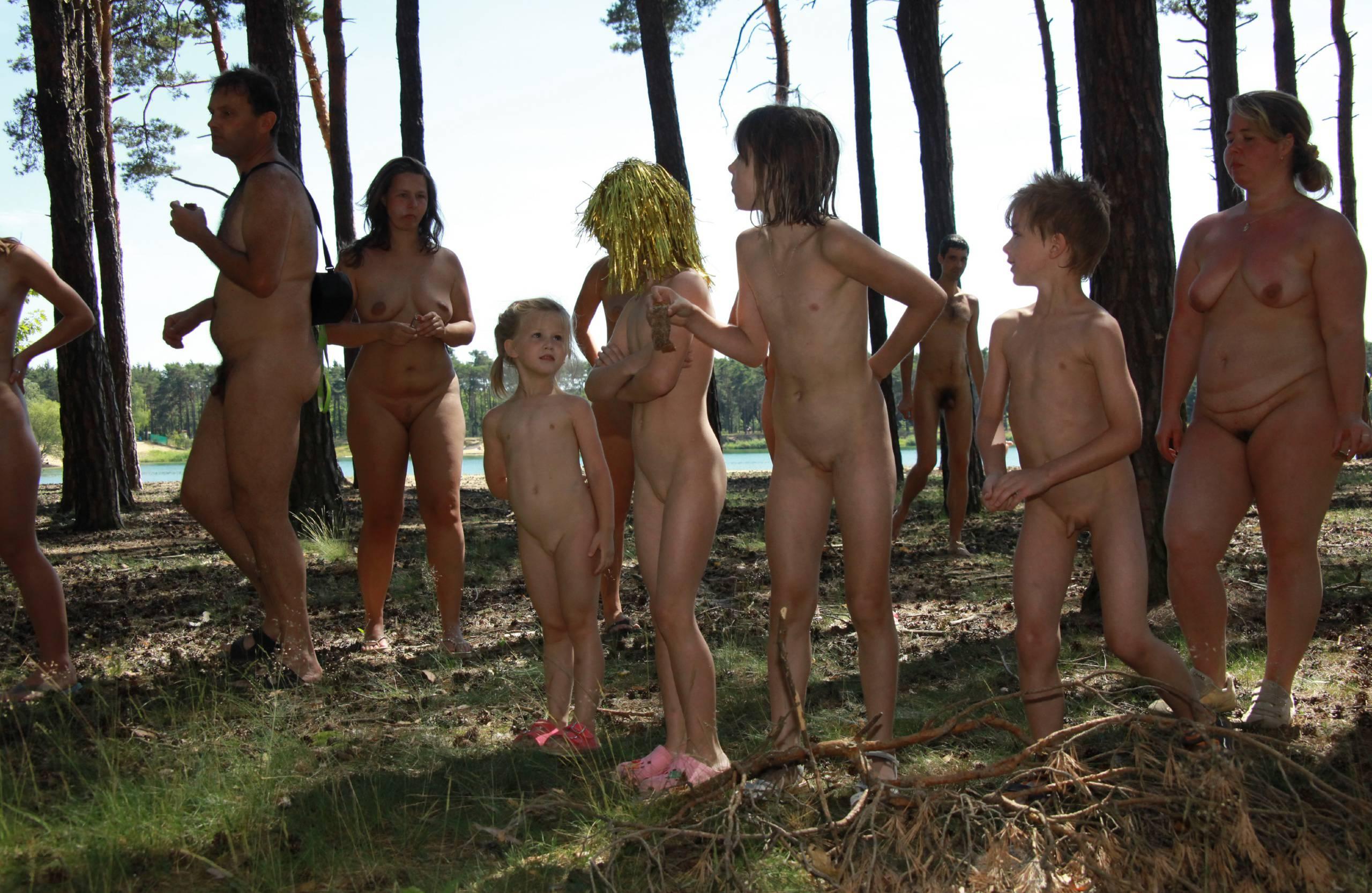 Nudist Gallery Summer Sun Nudists - 1