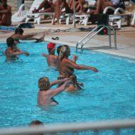 Nudist Pool H2O Exercises