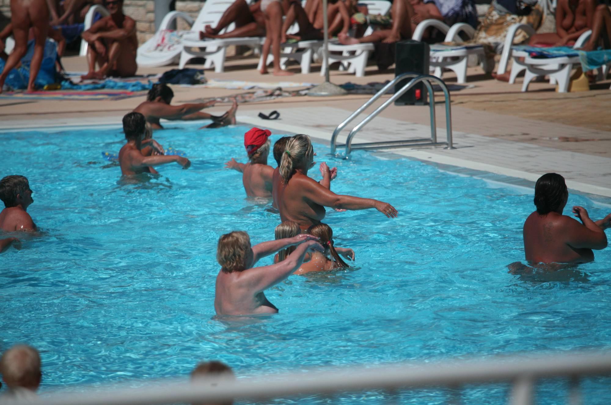 Nudist Pool H2O Exercises - 1