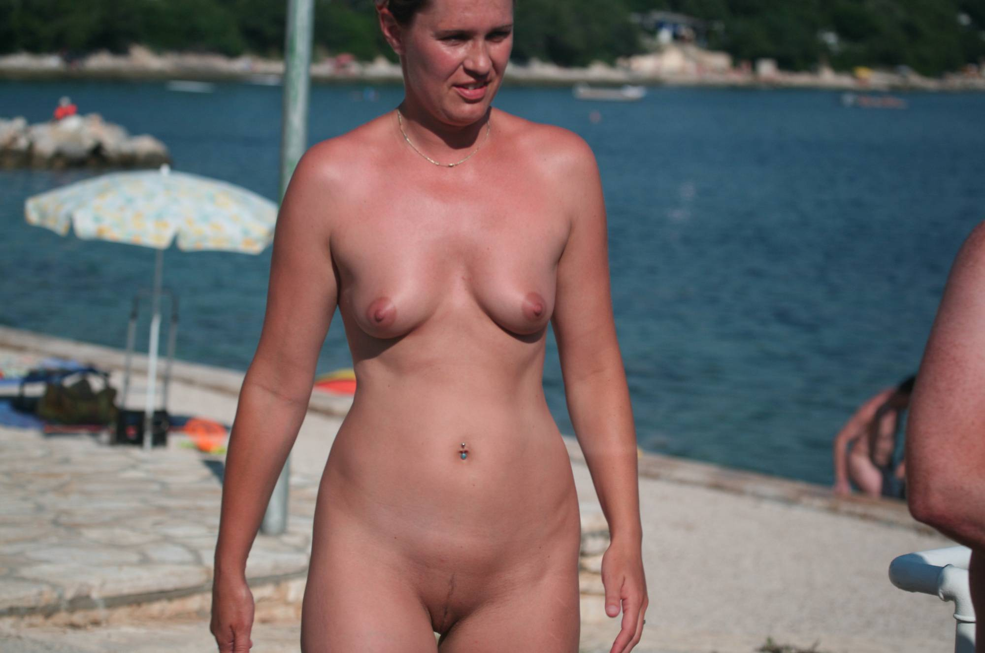 Nudist Resort Shore Walk - 2