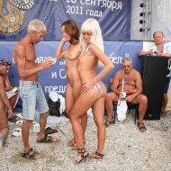 Outdoors Naturist Party