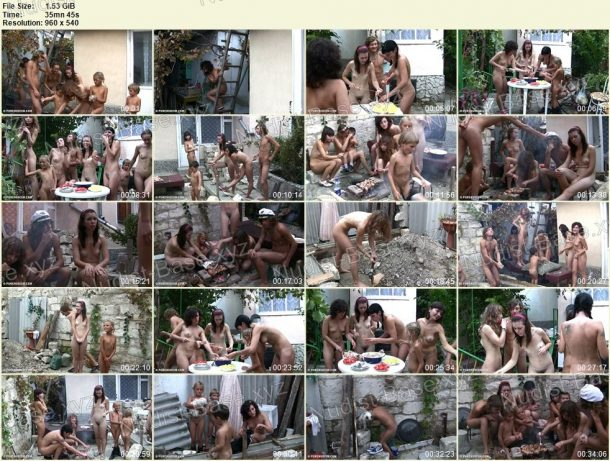 Snapshots of Land and Sea Naturism 2 1