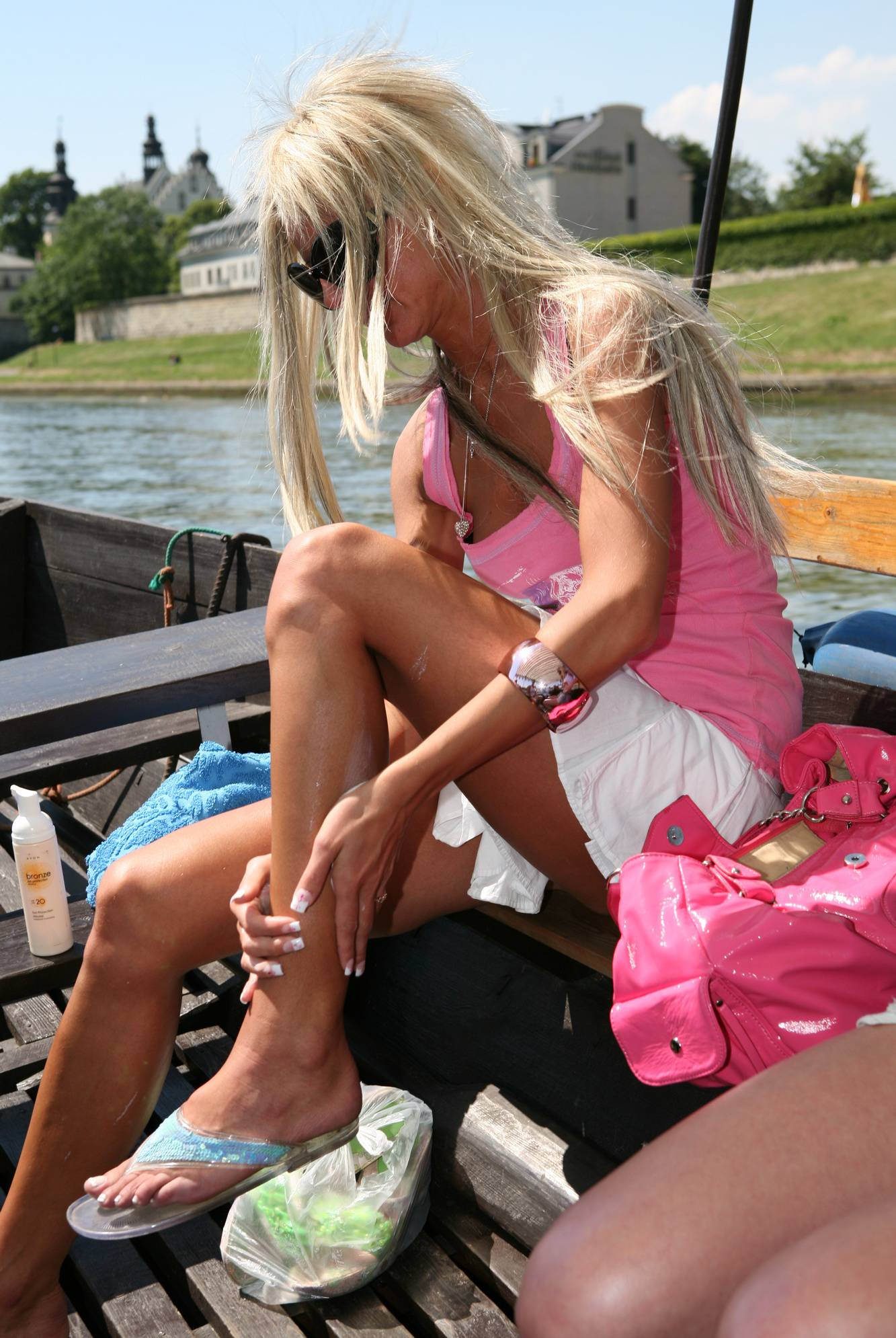 River Boat Preparations - 2