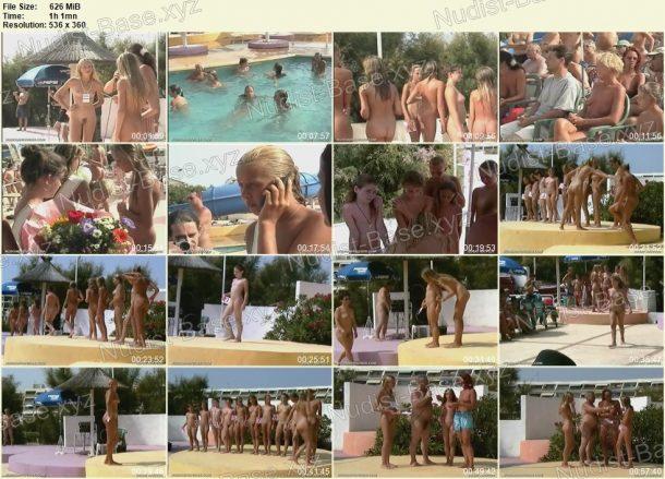 Screenshot Junior Nudist Contest 7