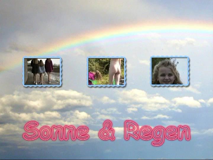 FKK Videos Sonne and Regen - Poster
