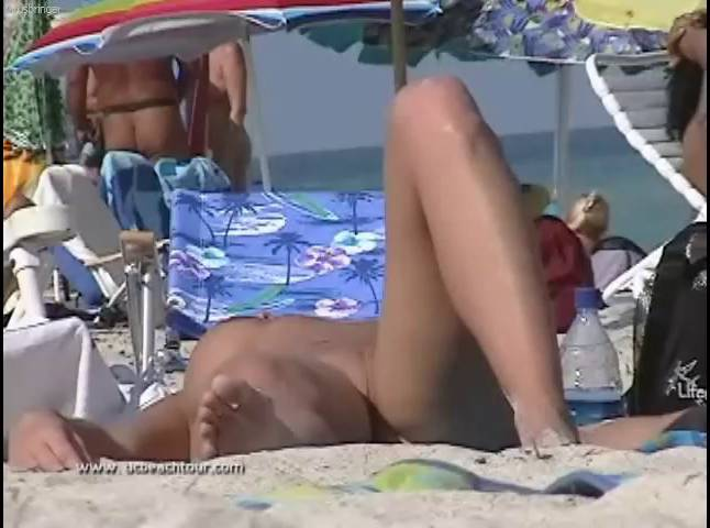 U.S. Nude Beaches Vol. 19 - 2
