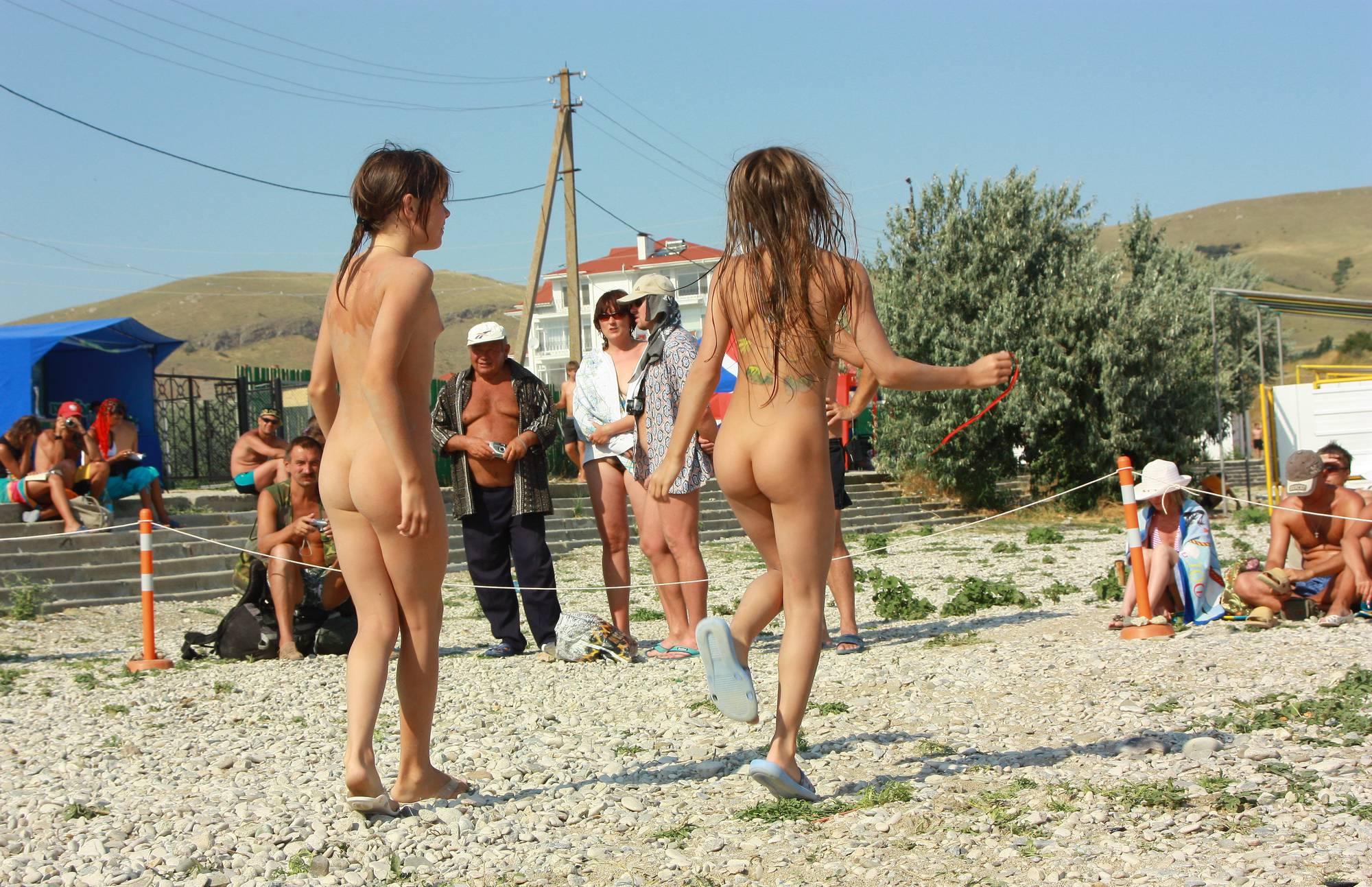 Nudist Pictures Ukrainian Dance to the Sky - 2