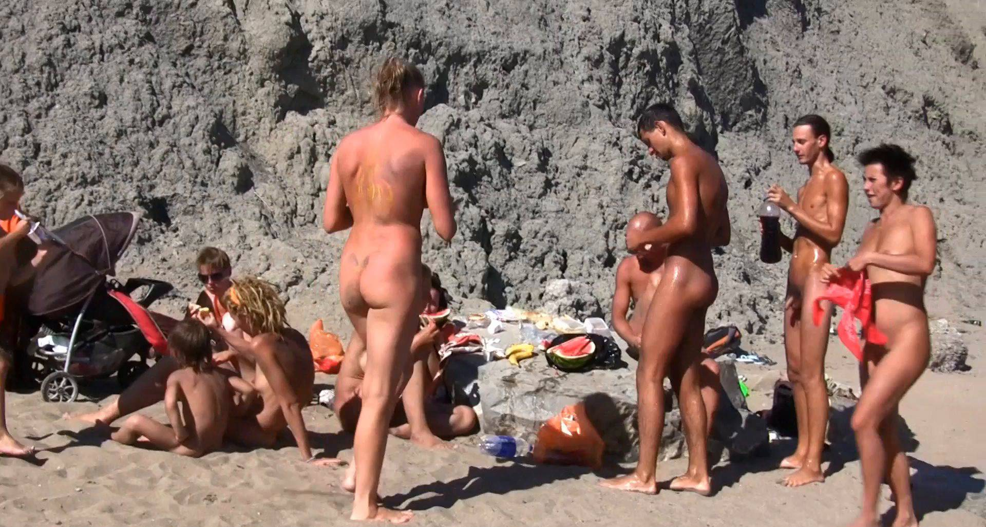 Nudist Videos Ukrainian Sea Boating - 2