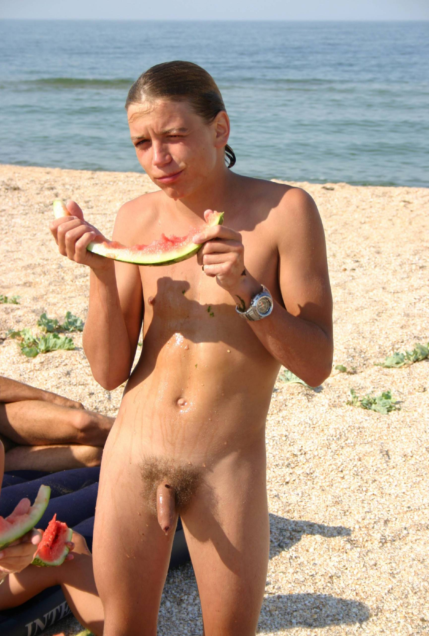 Watermelon Beach Snack - 2
