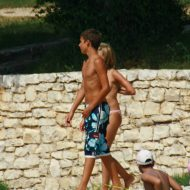 Young Naturist Friends