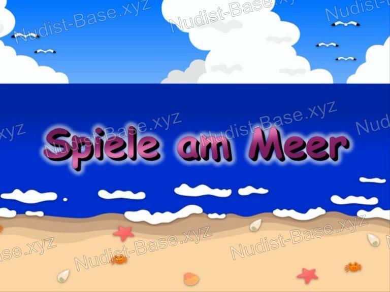 Frame Spiele am Meer